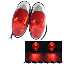 Load image into Gallery viewer, Tail Light Motorcycle Rear Stop Red Light Lamp For Yamaha Suzuki Honda Kawasaki Vulcan 900