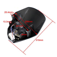 Load image into Gallery viewer, Universal LED Headlight Motocross  Headlamp For Honda Yamaha Suzuki KTM Kawasaki Dirt Bike
