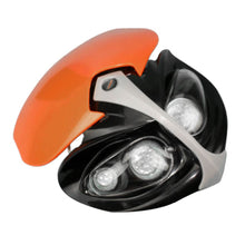 Load image into Gallery viewer, Universal Motorcycle Headlight LED For CRF50F CRF70F CRF80F CRF100F CRF150F Dirt Bike Headlight Fairing