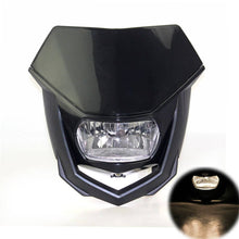 Load image into Gallery viewer, Universal Fit 12V 35W Motorcycle Headlamp For Yamaha Suzuki Kawasaki Honda CRF WRF DR YZ
