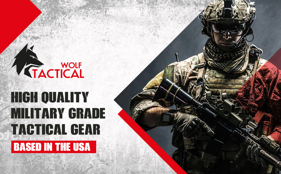 Mission-ready Tactical Gear Built to Last