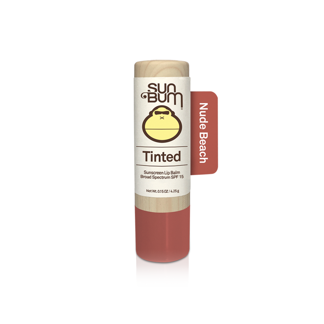 Tinted SPF 15 Lip Balm - Nude Beach