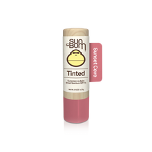 Load image into Gallery viewer, Tinted SPF 15 Lip Balm - Sunset Cove