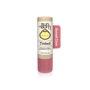 Tinted SPF 15 Lip Balm - Sunset Cove