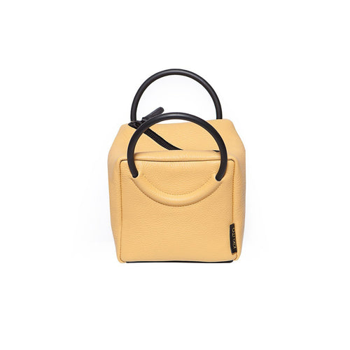 Shokupan mini leather bag