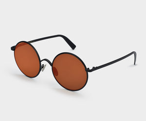 Opium round steel sunglasses