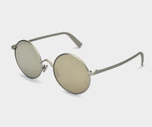 Load image into Gallery viewer, Opium round steel sunglasses