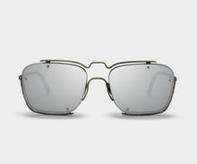 Load image into Gallery viewer, Peyote squared steel sunglasses