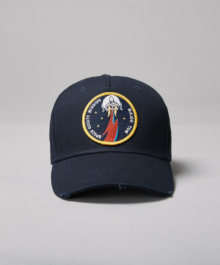 DAVID BOWIE MAJOR TOM BASEBALL CAP