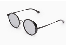 Load image into Gallery viewer, Snap steel round sunglasses