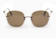 Load image into Gallery viewer, Tania bronze sunglasses