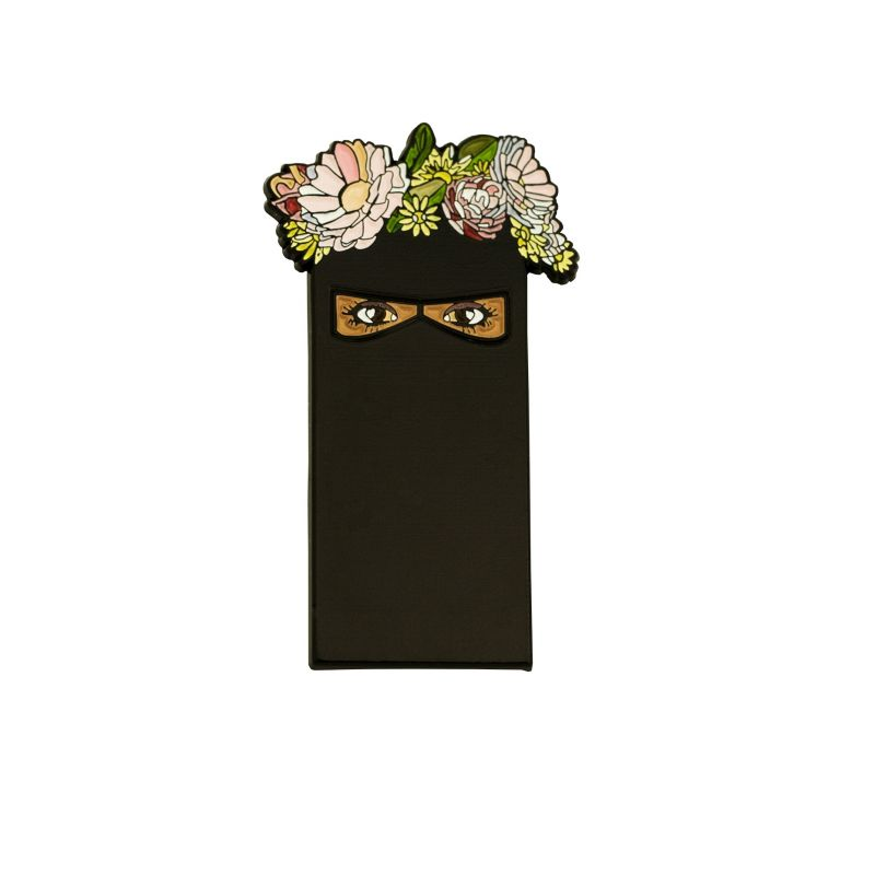 NIQAB FLOWER PIN
