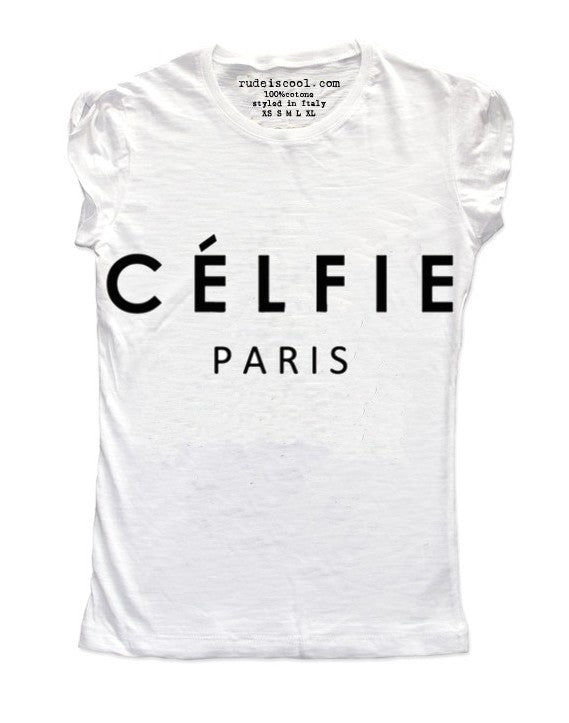 Celfie T-Shirt Women