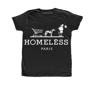 Homeless T-Shirt Men