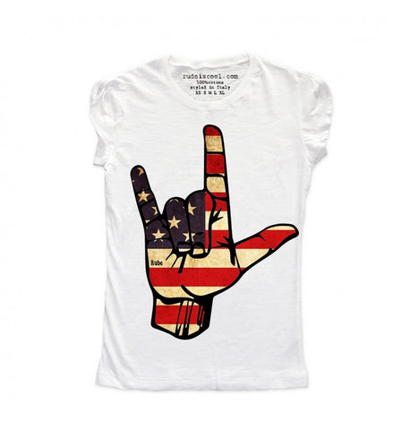 Horns T-Shirt Women