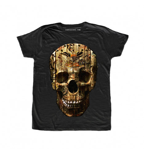 Old Skull T-Shirt Men