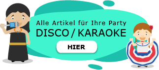 Disco Karaoke Superstar Sing Tanz Musik Party