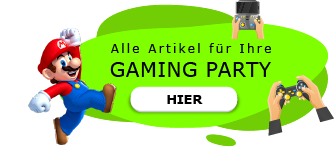 Gaming Party am Geburtstag