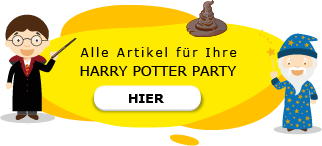 Harry Potter Motto Party am Kindergeburtstag