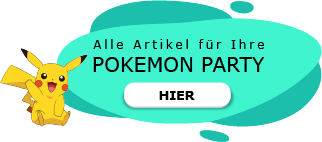 Pokemon Motto Party am Kindergeburtstag Pikachu