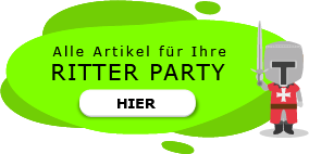Ritter Party am Kindergeburtstag Mittelalter Motto Party