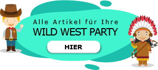 Wild West Motto Party am Kindergeburtstag