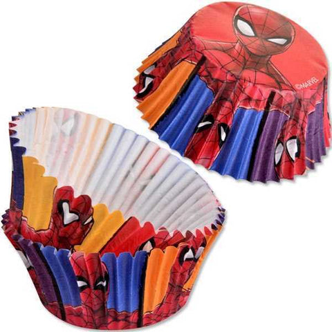 Muffinformen, Spiderman, 50er Pack