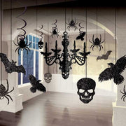 "Party Set, Halloween, ""Boneyard"", 6-10 Gäste, 126-tlg"