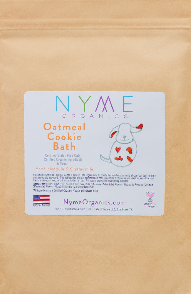 Oatmeal Cookie Bath