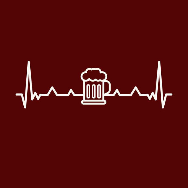 Beer Heartbeat T-Shirt
