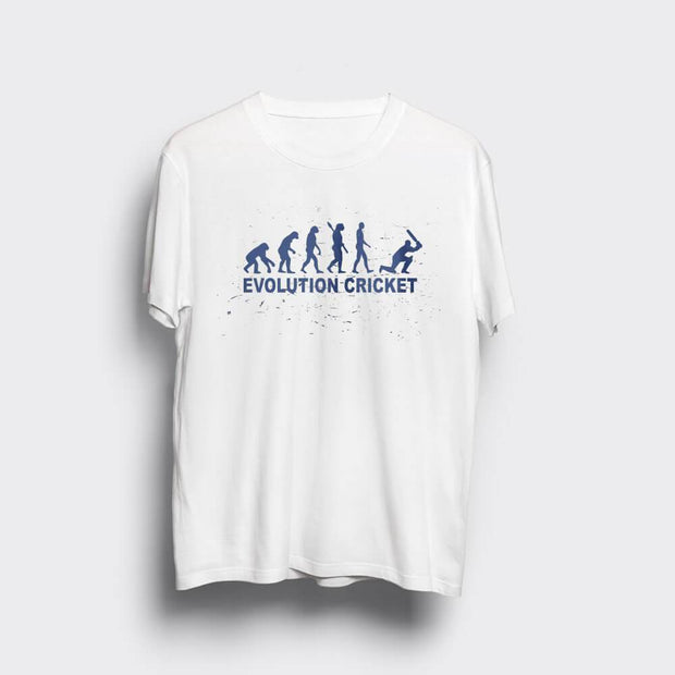 Evolution Cricket T-Shirt