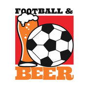 Football And Beer T-Shirt