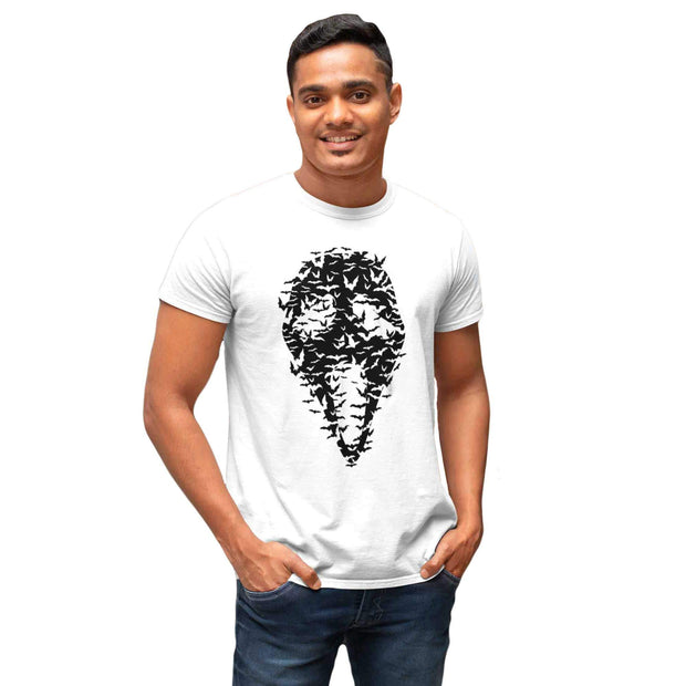 Ghost Face Bats T-Shirt
