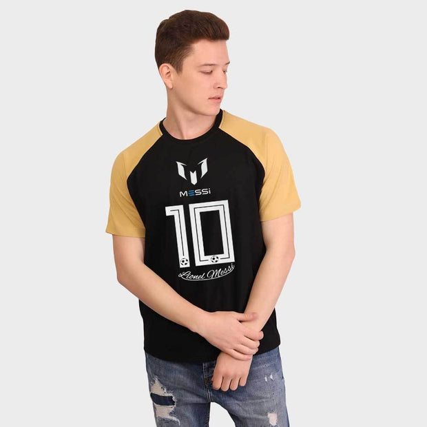Lionel Messi Number 10 Raglan T-Shirt