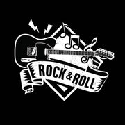 Rock N Roll Raglan T-Shirt