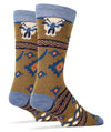Long Horn Summer - Sock It Up Sock Co