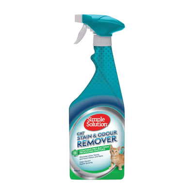 Simple Solution Cat Stain & Odour Remover 750ml - ComfyPet Products