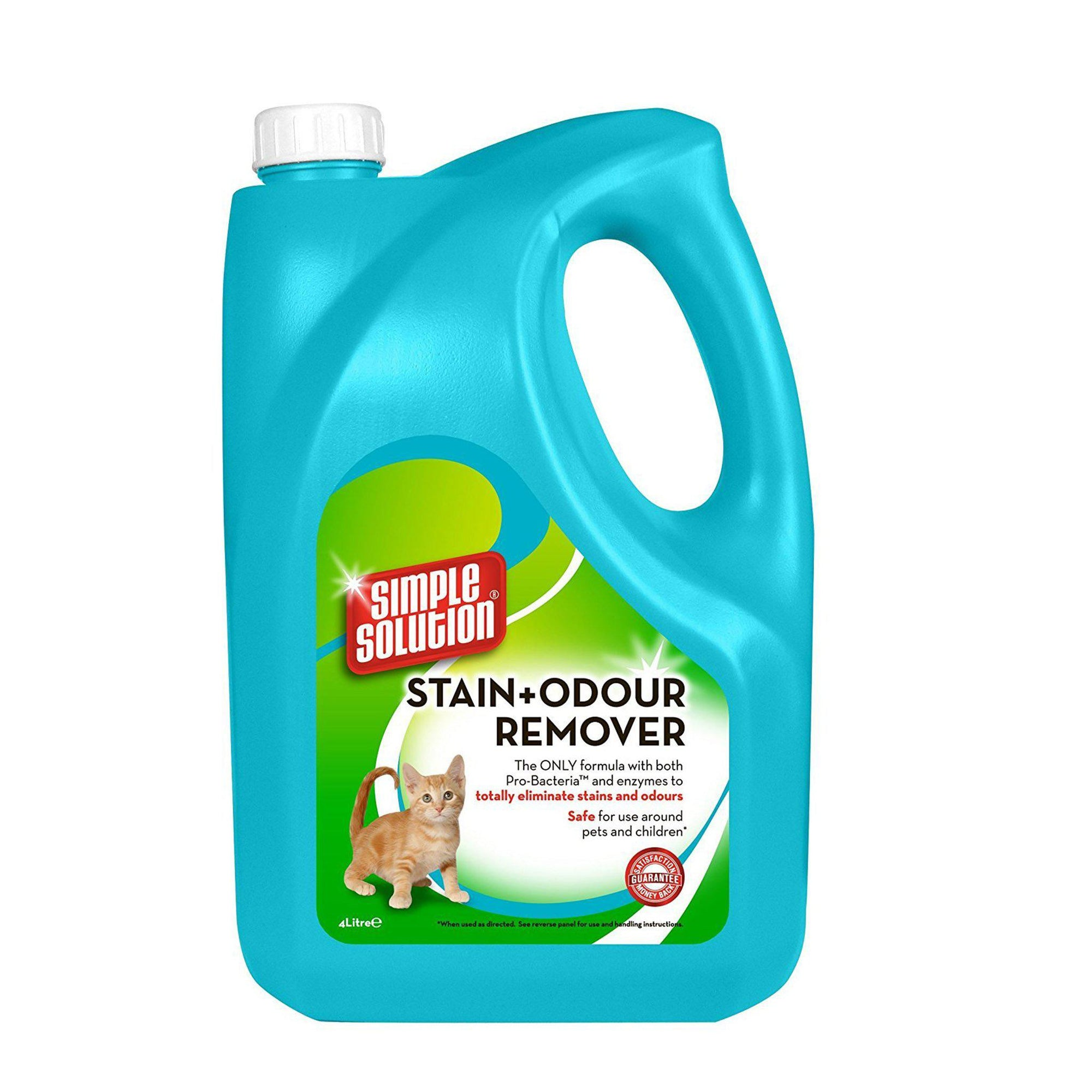 Simple Solution Cat Stain & Odour Remover 4l