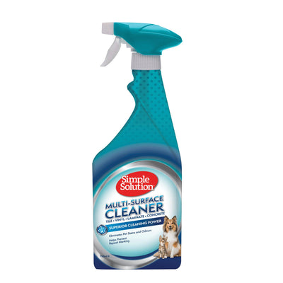 Simple Solution Multi-surface Cleaner 750ml - ComfyPet Products