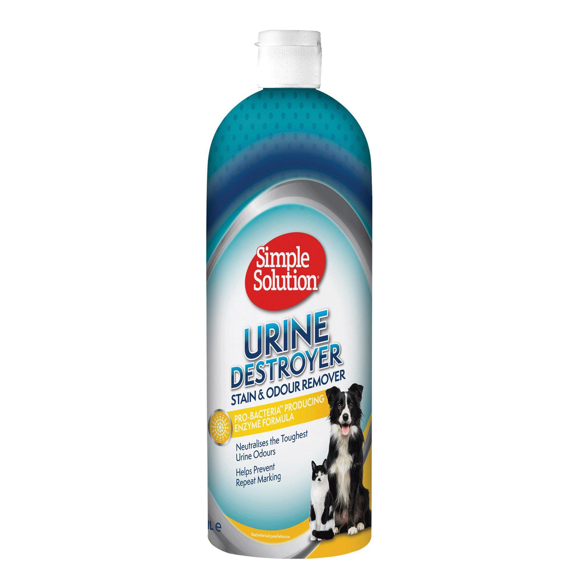 Simple Solution Urine Destroyer 1000ml - ComfyPet Products