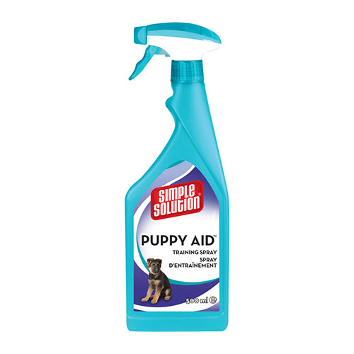 Simple Solution Puppy Aid Training Spray 500ml - ComfyPet Products