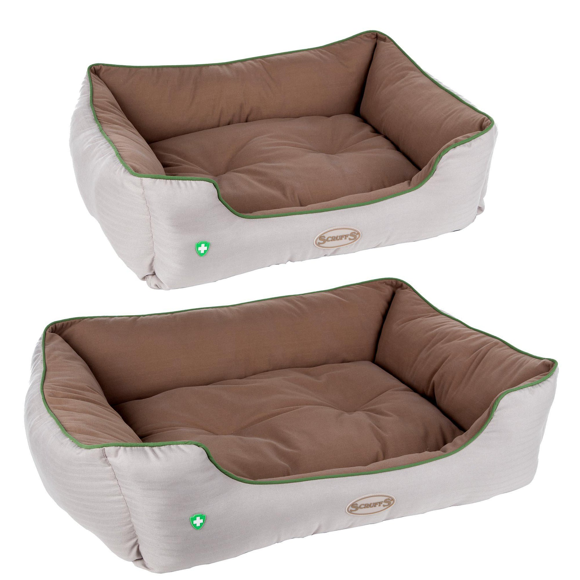 Scruffs - Insect Shield® Soft Walled Dog Bed - ComfyPet Products