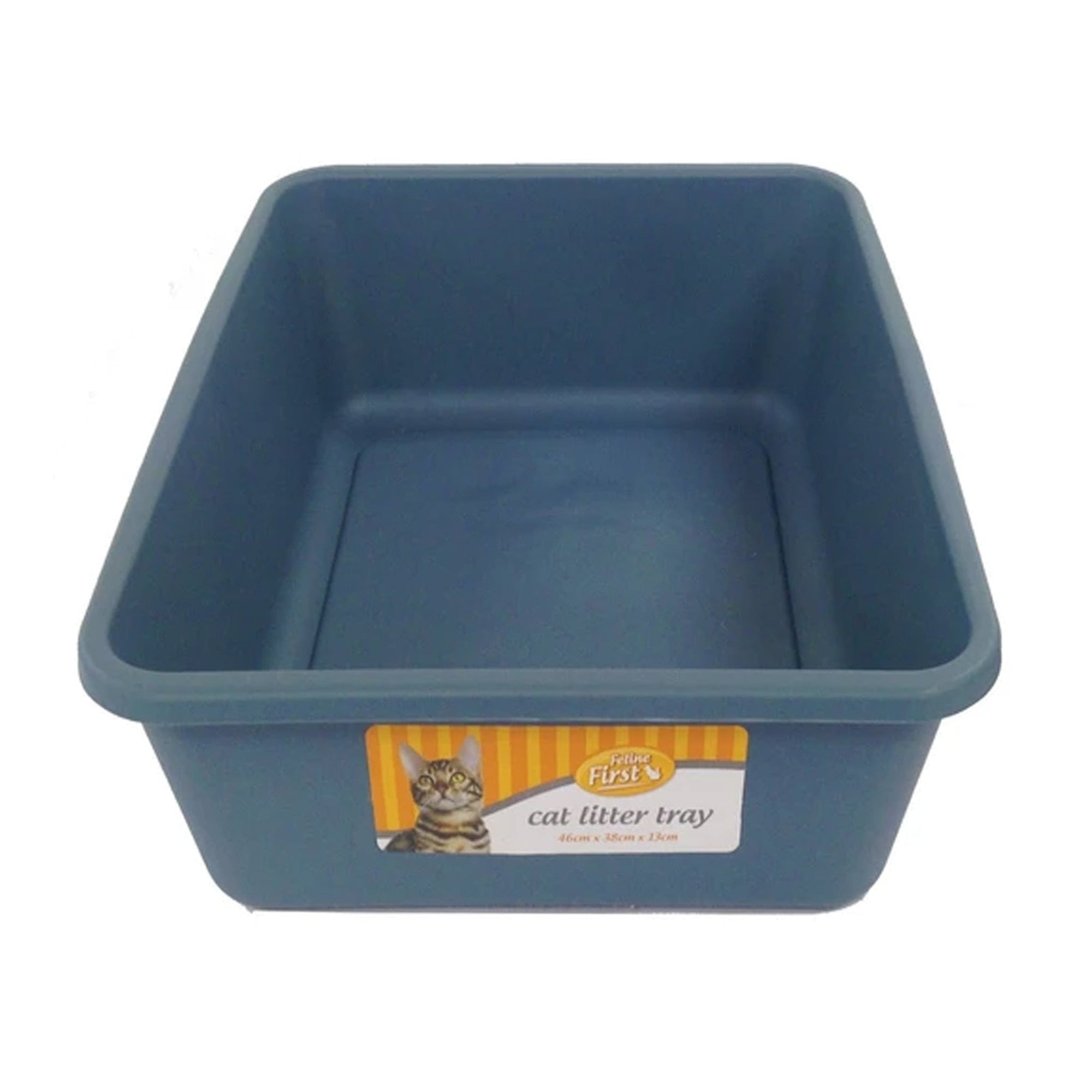 Feline First Cat Litter Tray 46 - ComfyPet Products