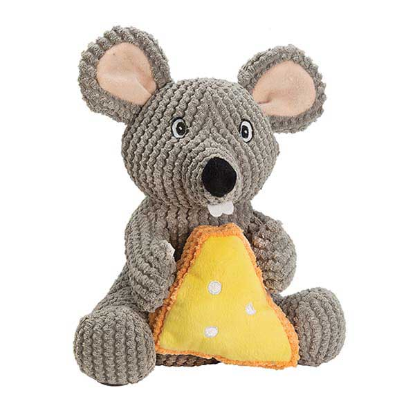Patchwork Dog Colby the Mouse 10""""