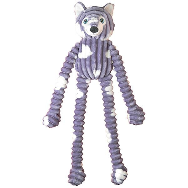 Patchwork Dog Winter Wolf 24""