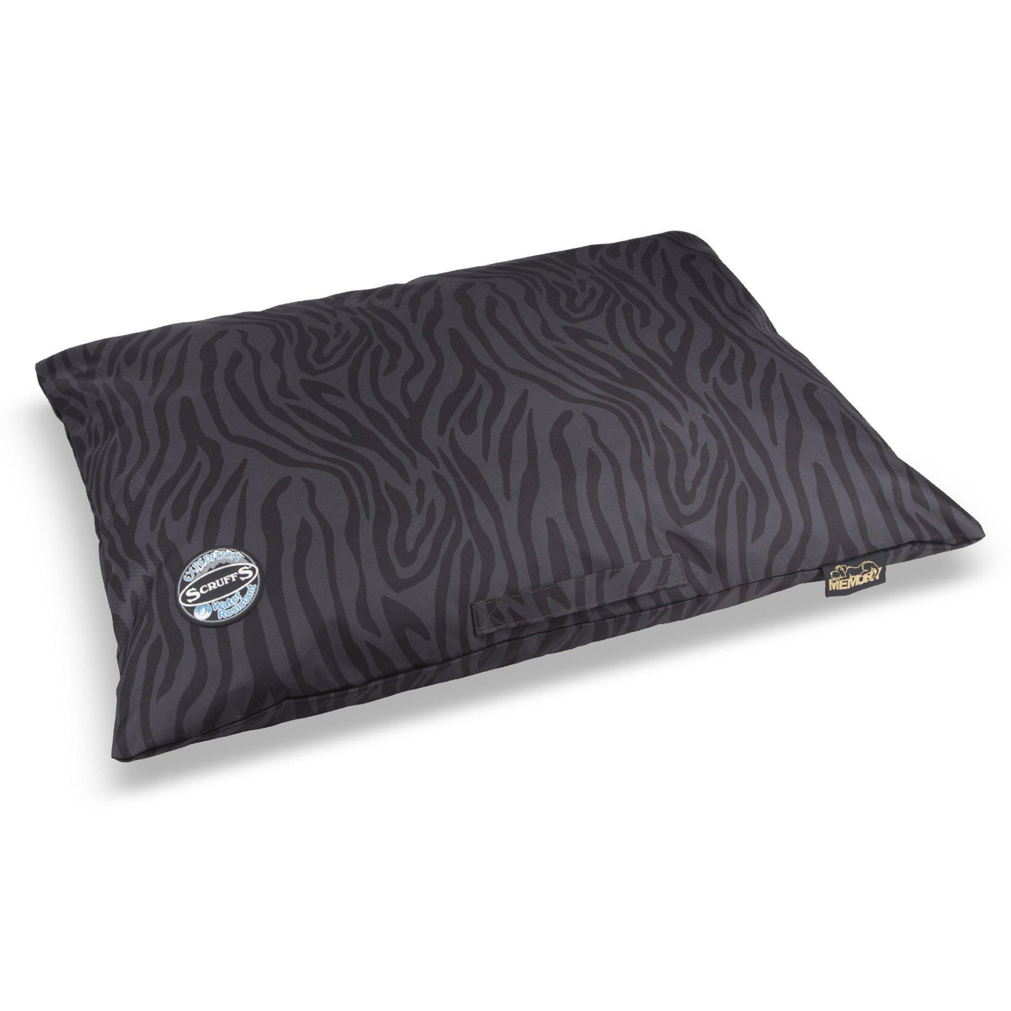 Scruffs Expedition Orthopaedic Memory Pillow Bed - ComfyPet Products