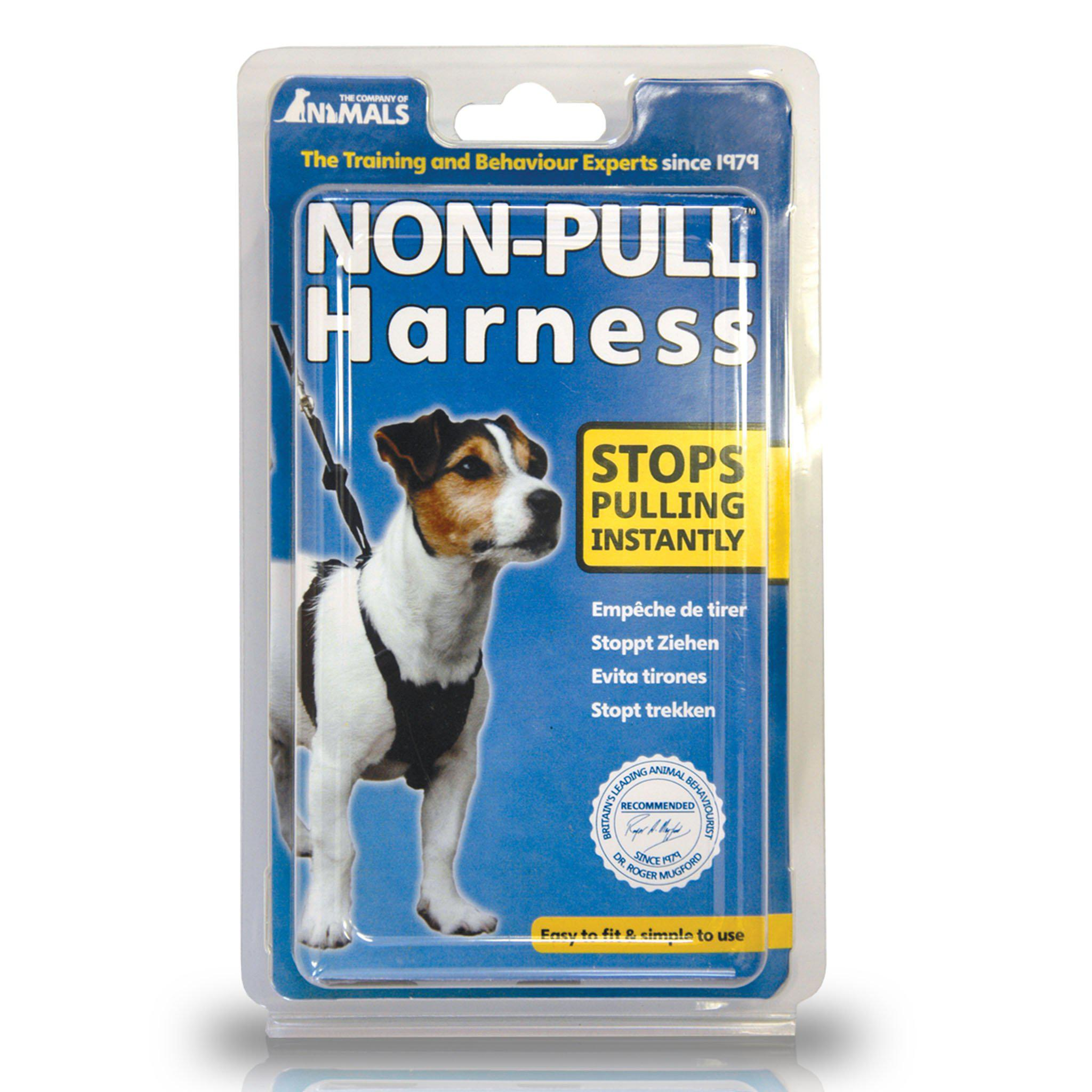 Non-Pull Harness - comfypet