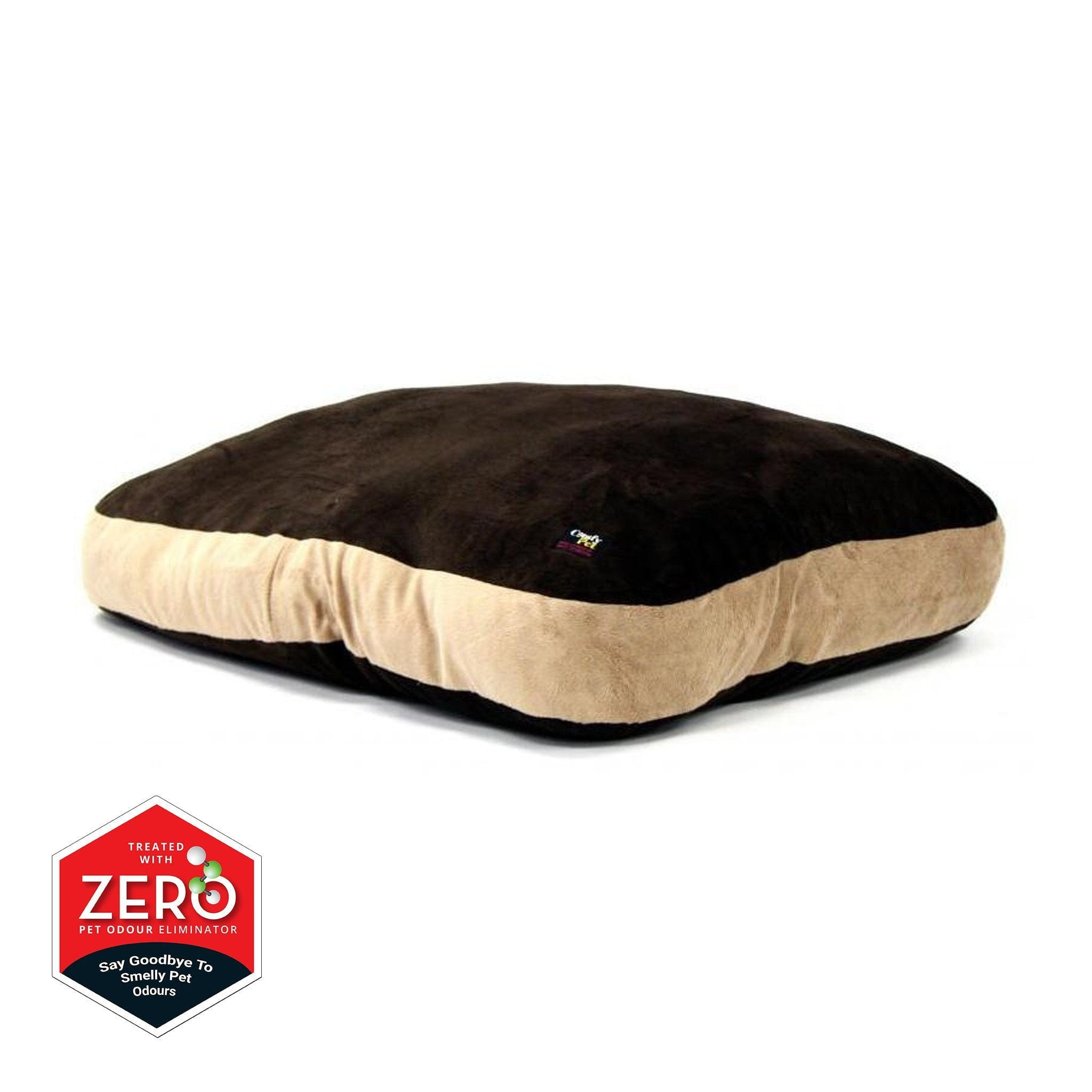 NZ Made Futons Fur Fluff Filling - comfypet