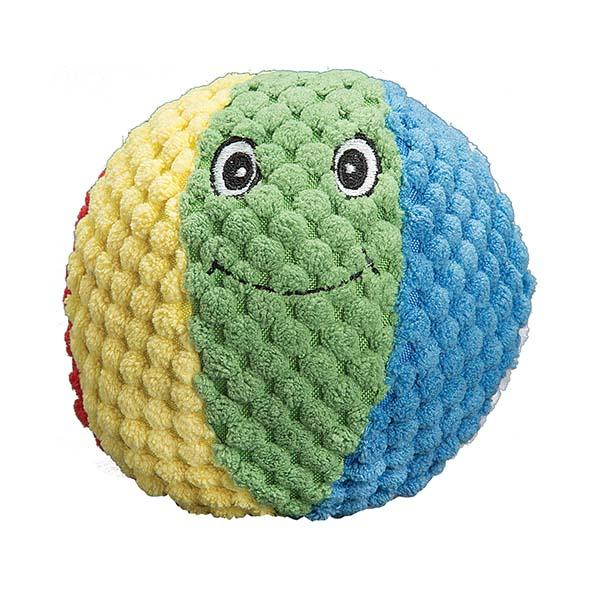 Patchwork Dog Beach Ball 6""""