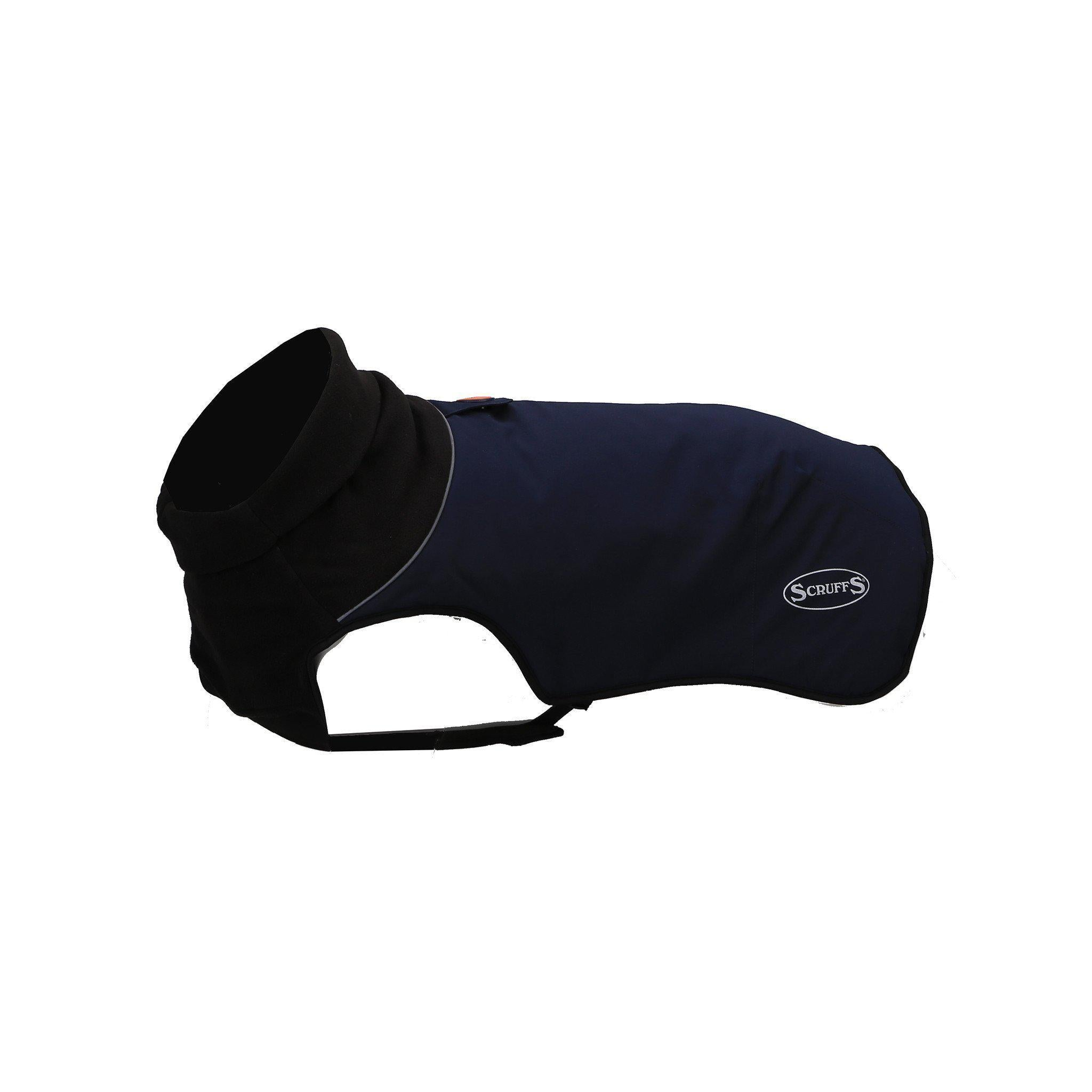 Scruffs Thermal Dog Coat - Estate Blue - comfypet